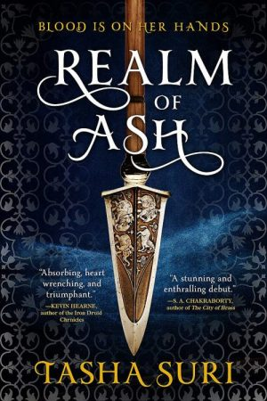 Book cover: Realm of Ash - Tasha Suri