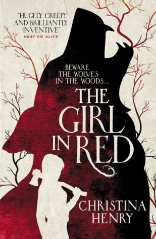 Book cover: The Girl in Red - Christina Henry