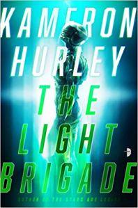 Book cover: The Light Brigade - Kameron Hurley