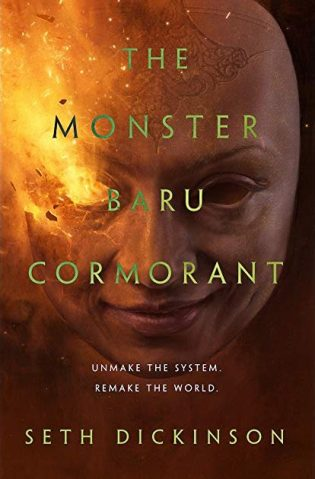 Book cover: The Monster Baru Cormorant - Seth Dickinson