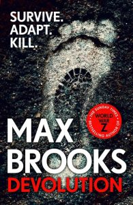 Book cover: Devolution - Max Brooks