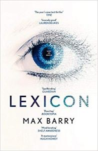 Book cover: Lexicon - Max Barry