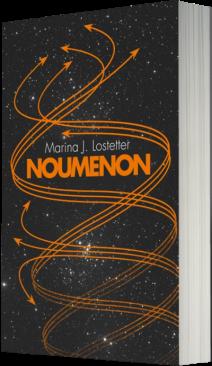 Book: Noumenon - Marina J Lostetter