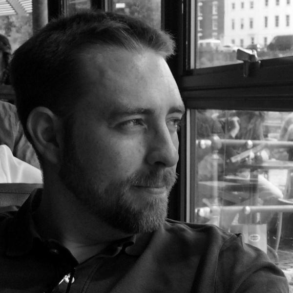 Author Patrick Edwards (photograph)