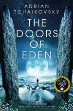 Book cover: The Doors of Eden - Adrian Tchaikovsky