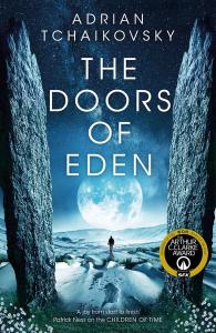 Book cover: The Doors of Eden - Adrian Tchaikovsky