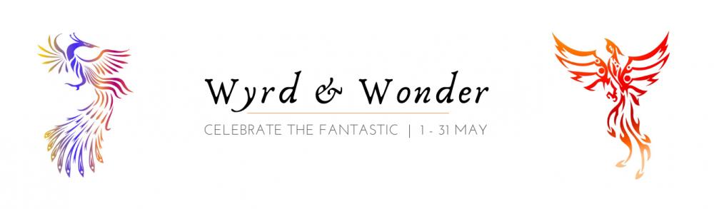 Wyrd and Wonder banner