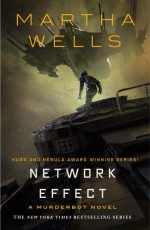 Book cover: Network Effect - Martha Wells