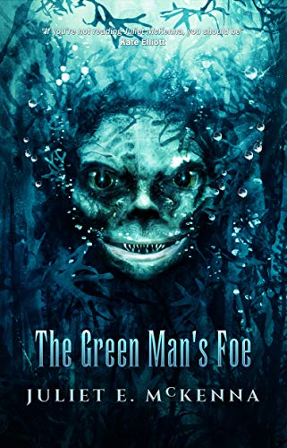 Book cover: The Green Man's Foe - Juliet McKenna