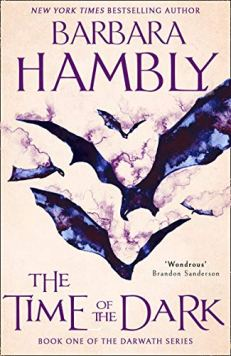 Book cover: The Time of the Dark - Barbara Hambly