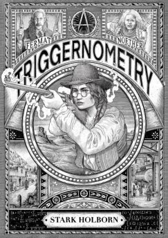 Book cover: Triggernometry - Stark Holborn