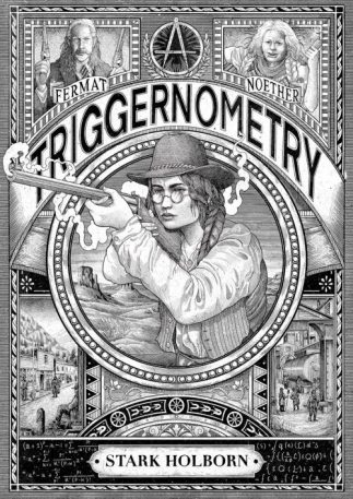 Book cover: Triggernometry - Stark Holborn