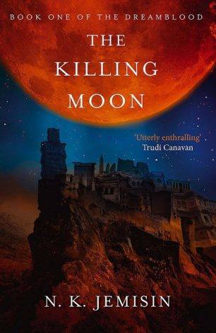 Book cover: The Killing Moon - NK Jemisin