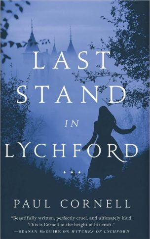 Book cover: Last Stand in Lychford - Paul Cornell