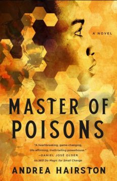 Book cover: Master of Poisons - Andrea Hairston