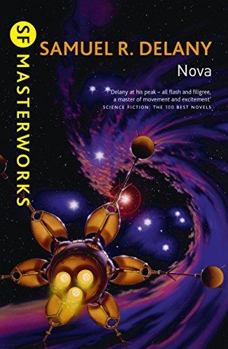 Book cover: Nova - Samuel R Delany