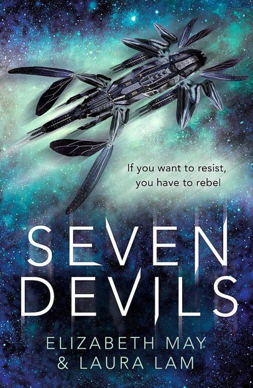 Book cover: Seven Devils - Elizabeth May & Laura Lam