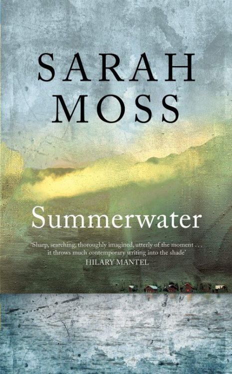 Book cover: Summerwater - Sarah Moss