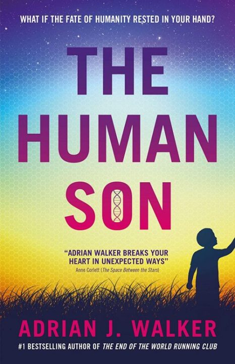 Book cover: The Human Son - Adrian Walker