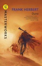 Book cover: Dune - Frank Herbert
