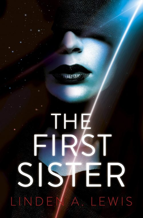 Book cover: The First Sister - Linden A Lewis