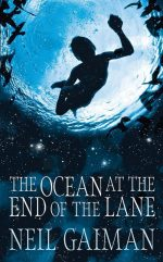 Book cover: The Ocean at the End of the Lane - Neil Gaiman