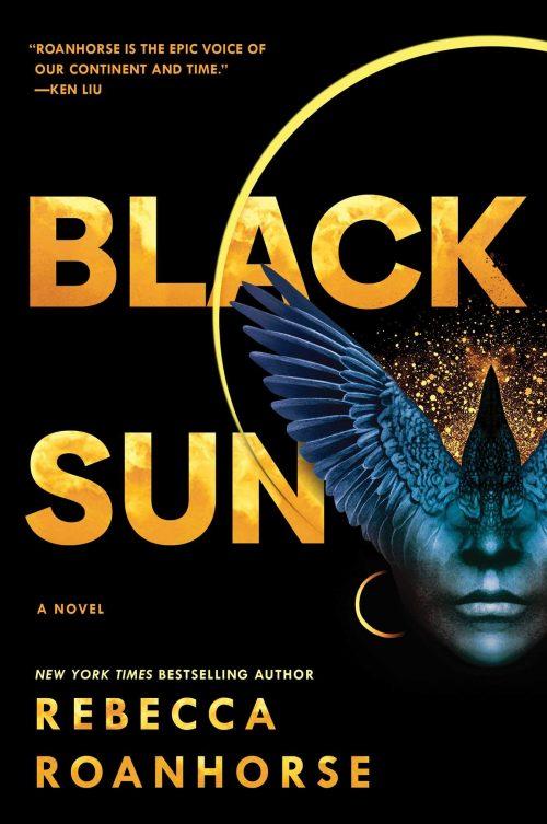 Book cover: Black Sun - Rebecca Roanhorse