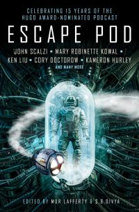 Book cover: Escape Pod - the SF podcast anthology