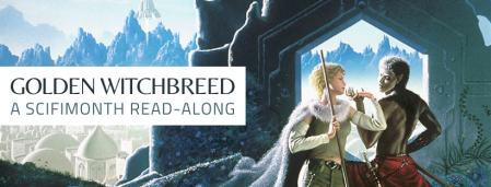 SciFiMonth Read-Along: Golden Witchbreed