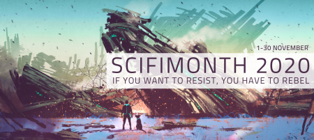 #SciFiMonth: 1-30 November 2020