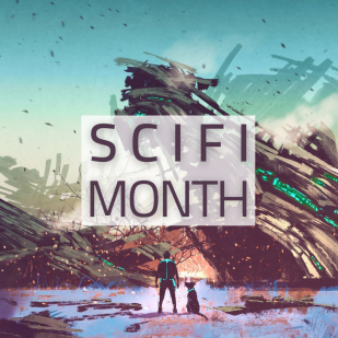 #SciFiMonth
