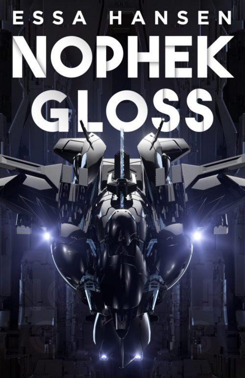 Book cover: Nophek Gloss - Essa Hansen