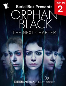 Book cover: Orphan Black - The Next Chapter (SerialBox)