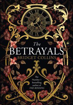 Book cover: The Betrayals - Bridget Collins