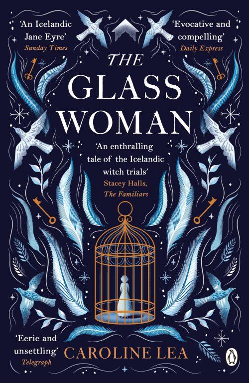 Book cover: The Glass Woman - Caroline Lea