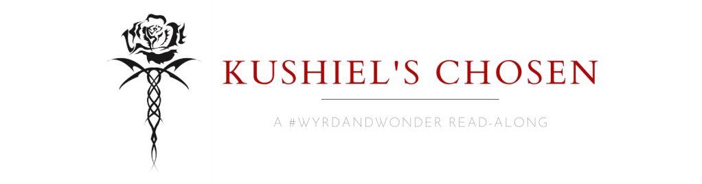 Kushiel's Chosen: A Wyrd and Wonder Read-along
