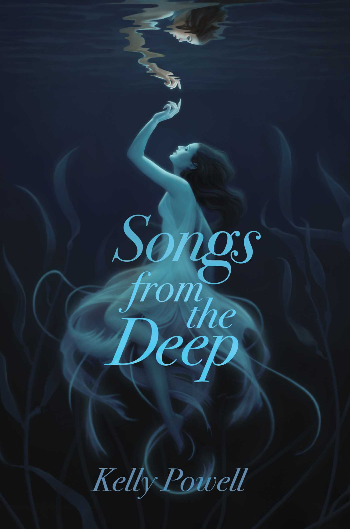 Book cover: Songs From The Deep - Kelly Jones