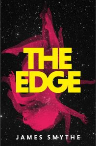 Book cover: The Edge - James Smythe