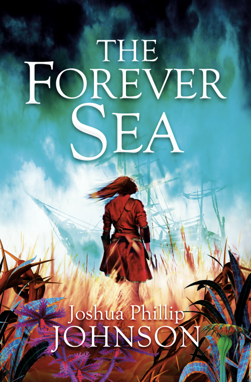 Book cover: The Forever Sea - Joshua Phillip Johnson