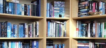 Bookshelvse