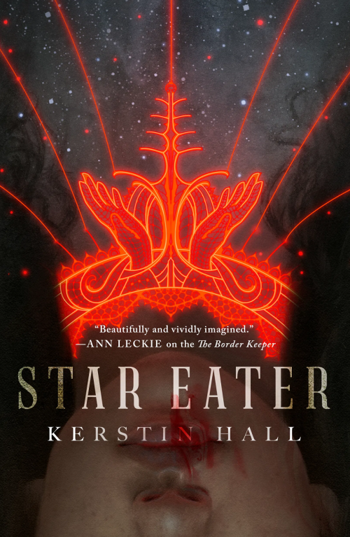 Book cover: Star Eater - Kerstin Hall