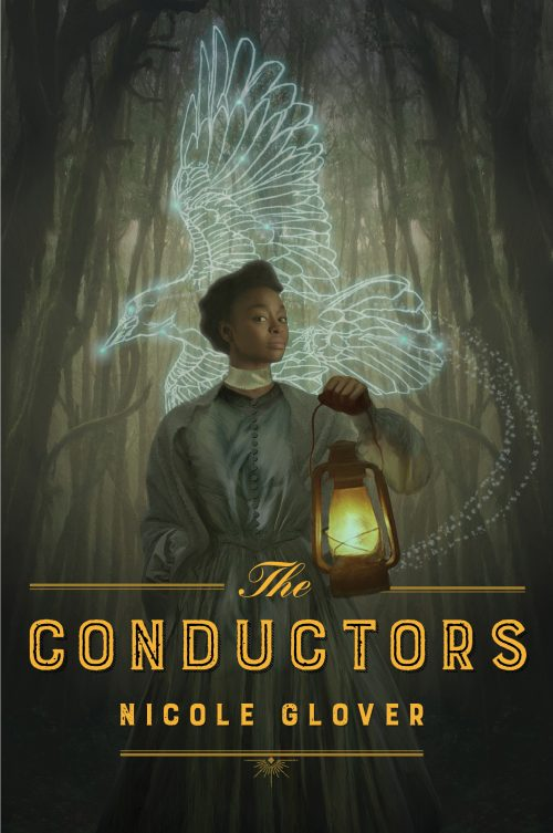 Book cover: The Conductors - Nicole Glover
