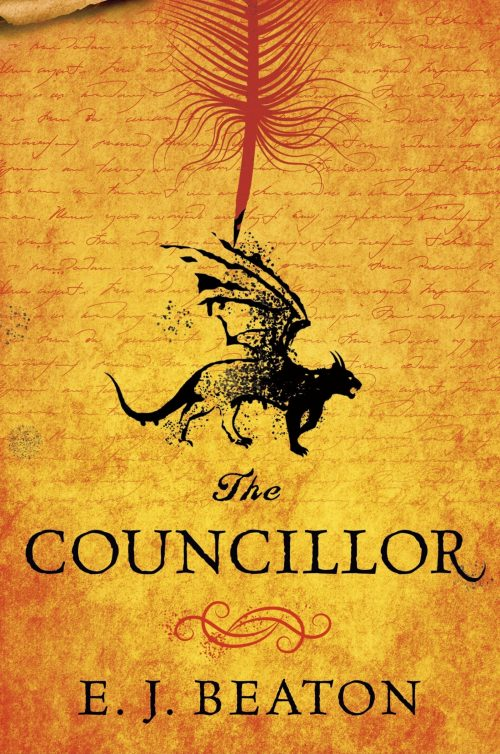 Book cover: The Councillor - EJ Beaton