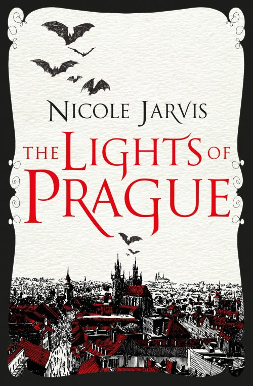 Book cover: The Lights of Prague - Nicole Jarvis