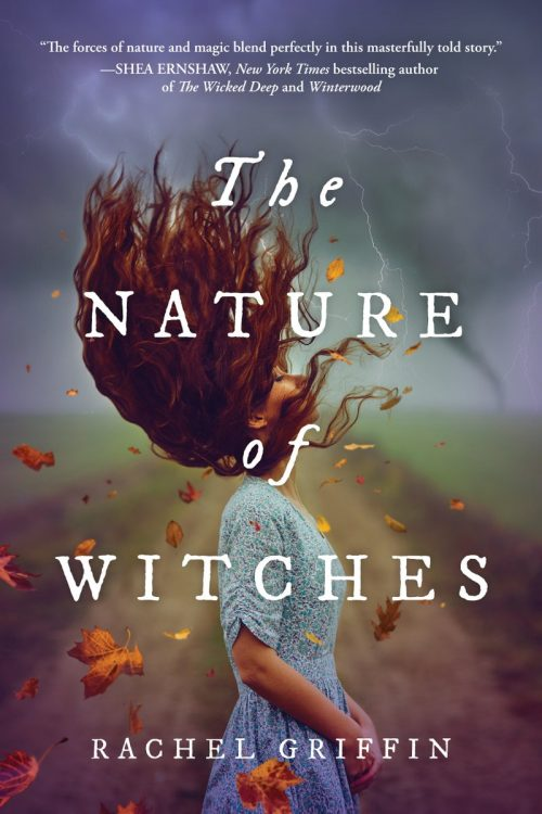 Book cover: The Nature of Witches - Rachel Griffin