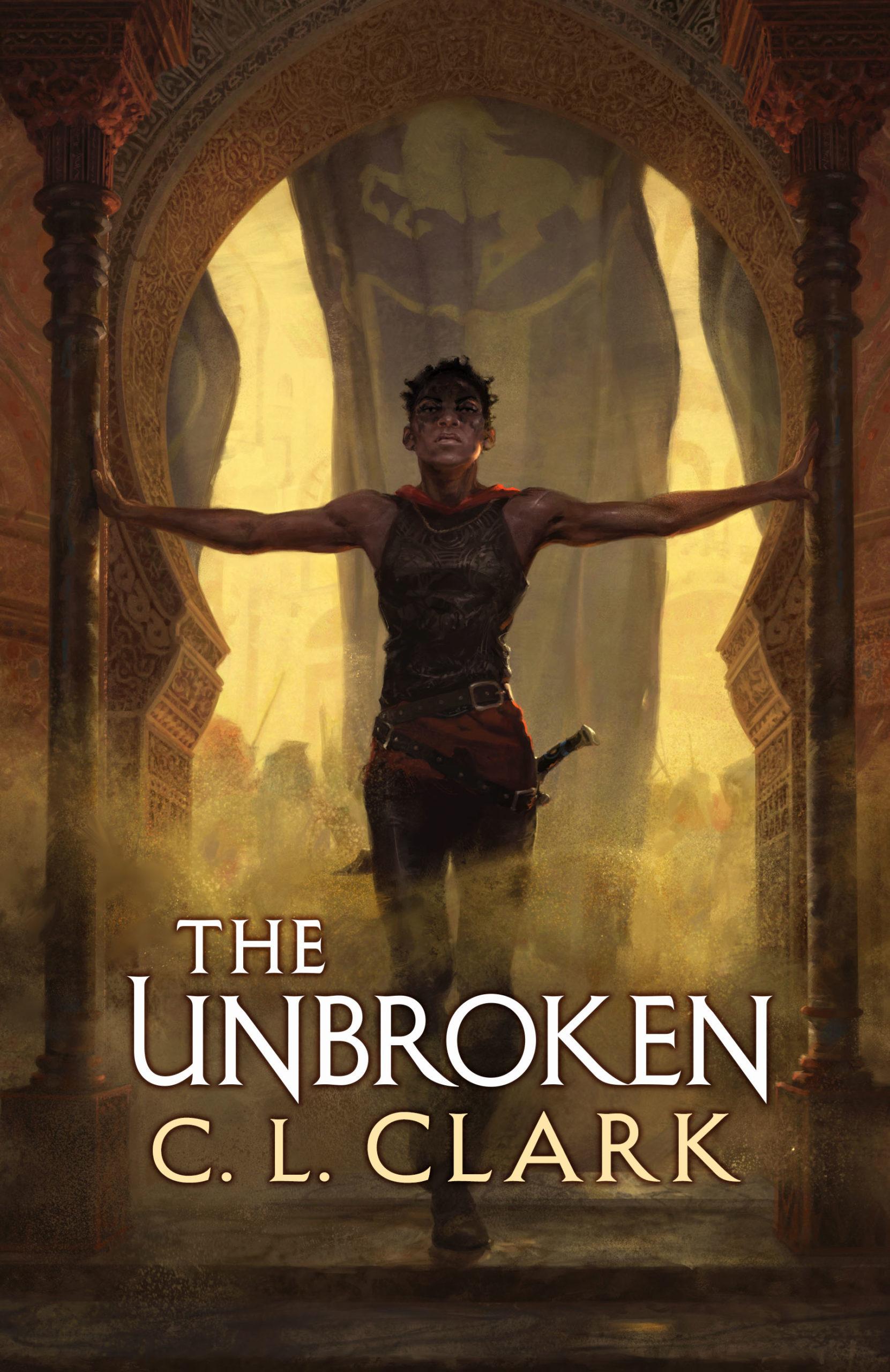 Book cover: The Unbroken - CL Clark
