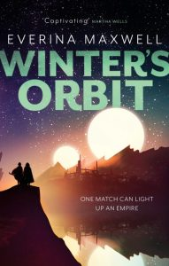 Book cover: Winter's Orbiit - Everina Maxwell
