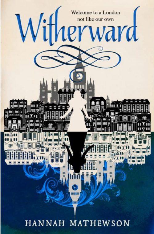 Book cover: Witherward - Hannah Mathewson