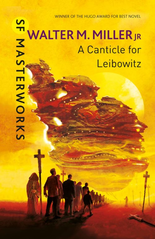 Book cover: A Canticle for Leibowitz - Walter M Miller Jr