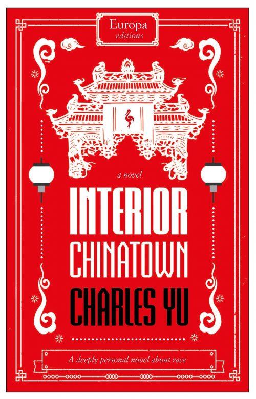 Book cover: Interior Chinatown - Charles Yu